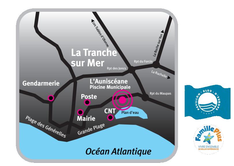 Présentation LAunisceane Piscine à La Tranche Sur Mer - Camping la tranche sur mer avec piscine
